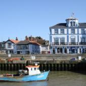 Welcome to Harwich