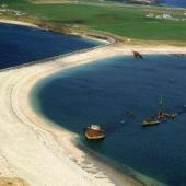 The Churchill Barriers Orkney