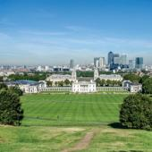 Champagne tours of the Old Royal Naval College