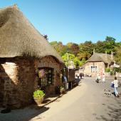 Cockington Village & Craft Centre