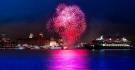 Liverpool_Disney Magic fireworks