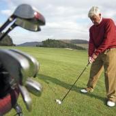 Ryder Cup golf round!