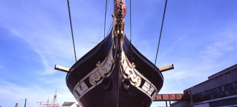 SS Great Britain. Credit: SS Great Britain