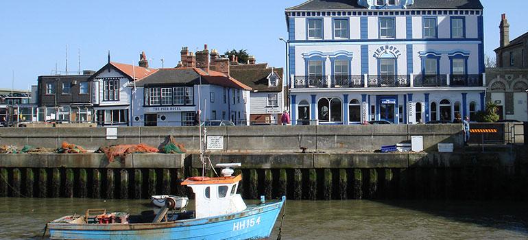 Harwich Pier