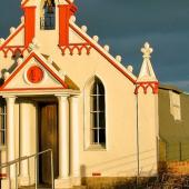 The Italian Chapel Lamb Holm Orkney