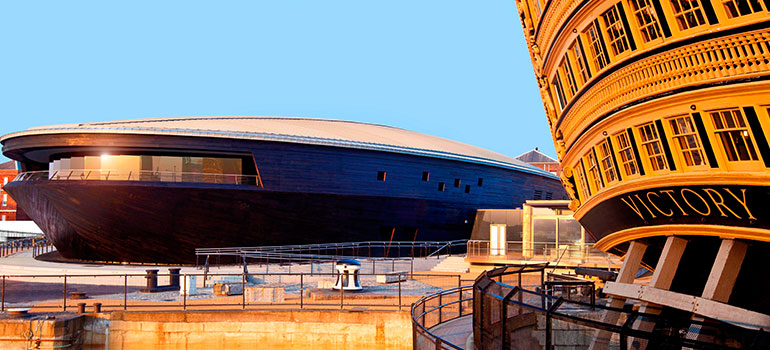 The Mary Rose & HMS Victory
