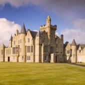 Balfour Castle Shapinsay Orkney