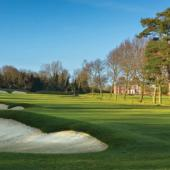 Tee off at the oldest golf club in England