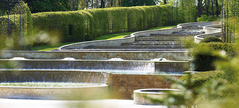 Alnwick Gardens. Credit: Kevin Radcliffe