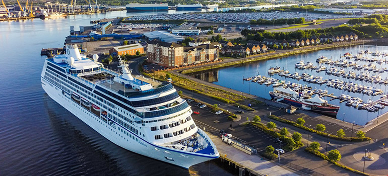 Nautica, Port of Tyne