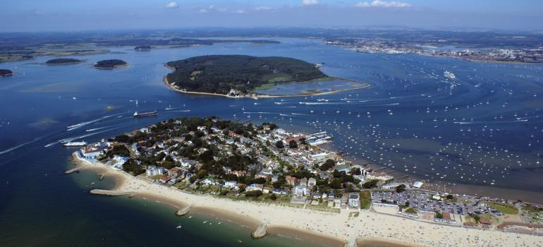 Poole Harbour (Sue Sieger)
