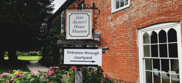Jane Austen House Museum, Chawton