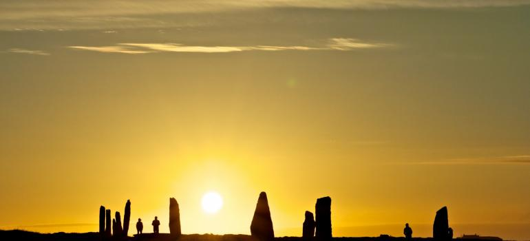 Ring of Brodgar, credit Colin Keldie