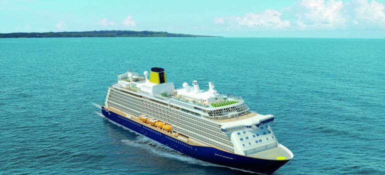 Spirit of Adventure, Saga Cruises