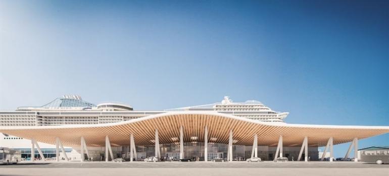 Fifth cruise terminal for Southampton
