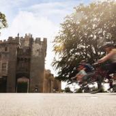 Raby Castle, Barnard Castle & Bowes Museum